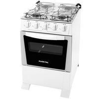 Cocina-PUNKTAL-Mod.-PK-250C-4-hornallas-Supergas