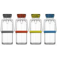 Botella-1260-cc-tapa-Broche-Color-Zest-PASABAHCE