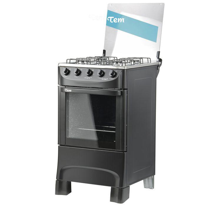 Cocina-TEM-Mastercook-4-hornallas-Gas