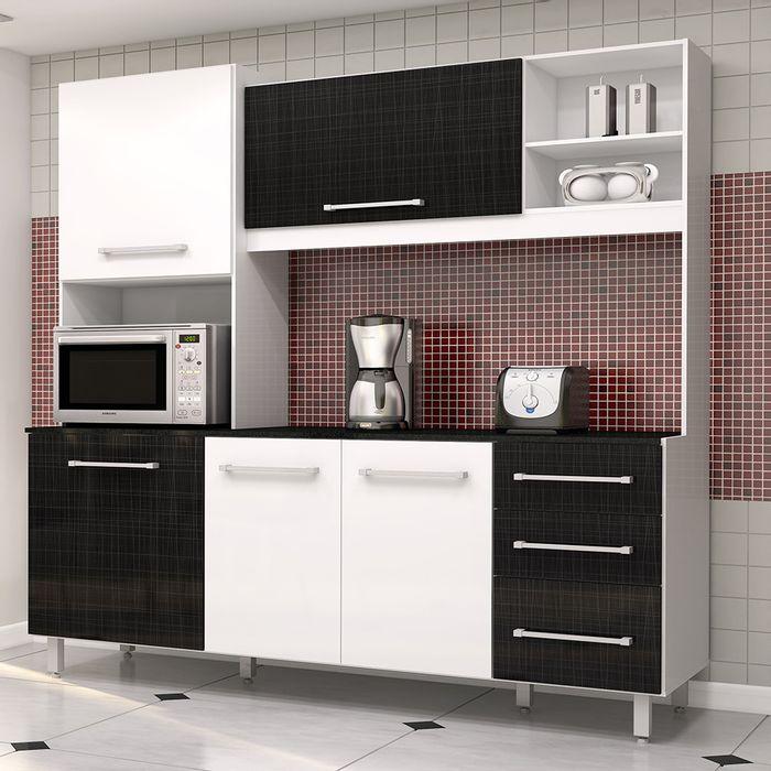 Cocina-compacta-Mod.-Lirio-182x195x53-cm-blanco-negro