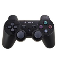 Joystick-inalambrico-SONY-para-PS3-dual-shock-black
