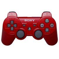 Joystick-PS3-original-red
