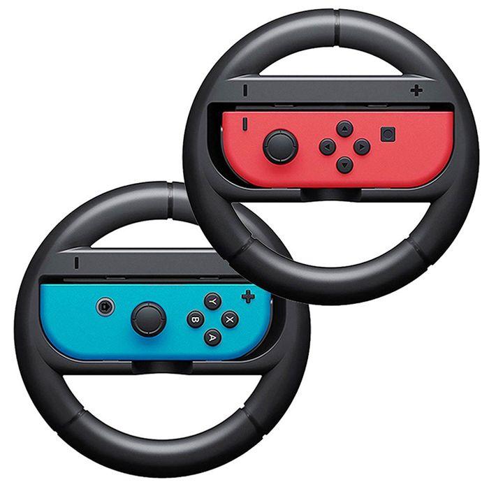 Joystick-NINTENDO-Switch-volante-x-2-volantes