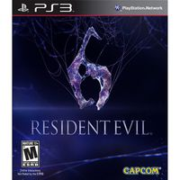 Juego-PS3-Resident-evil-6