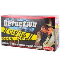 Detective-cartas