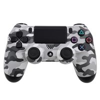 Joystick-SONY-para-PS4-dualshock-camuflado-gris
