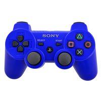 Joystick-PS3-original-blue