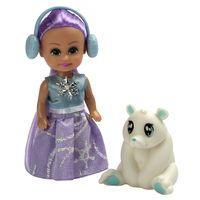 Muñeca-11cm-princesa-de-invierno-con-mascota