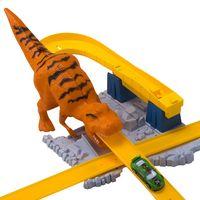 Pista-de-autos-con-cruce-dinosaurio