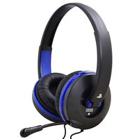 Auricular-SONY-wired-7.1-para-PS4-Negro-Azul