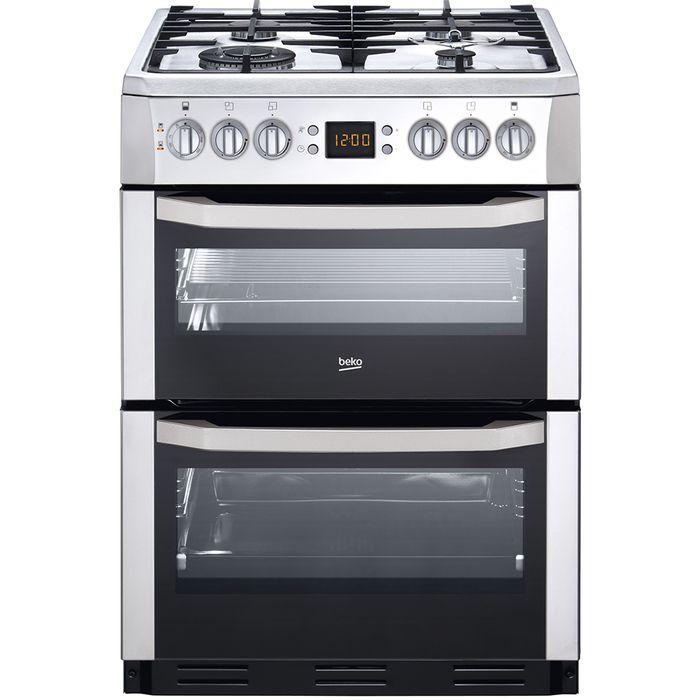 Cocina-BEKO-Mod.-CDM62320DX-inoxidable-combinada