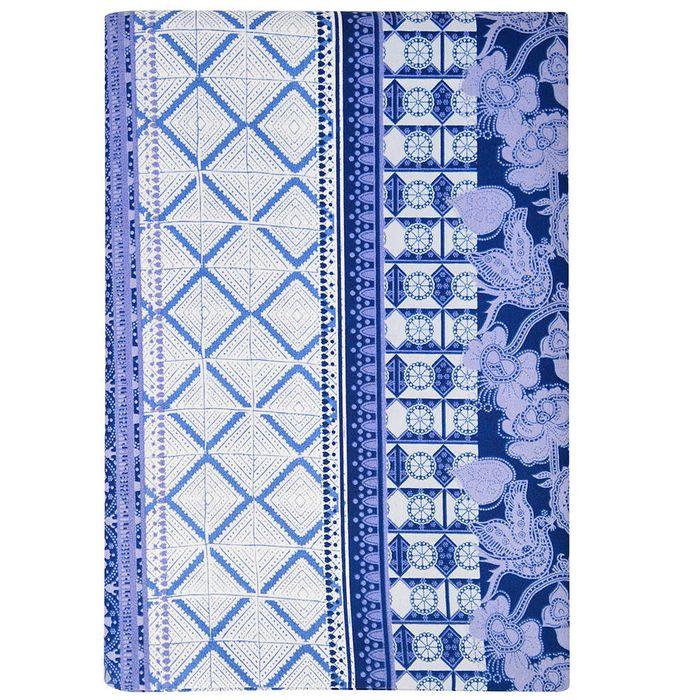 Mantel-rectangular-140x210cm-H-K-waterproof-azul