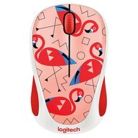 Mouse-inalambrico-LOGITECH-Mod.-M317-flamingo