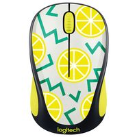 Mouse-inalambrico-LOGITECH-Mod.-M317-lemon
