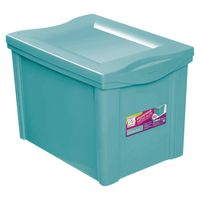 Caja-organizadora-30L-verde-agua-30x425x307cm