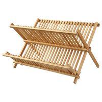Escurridor-en-bambu-plegable