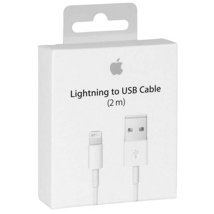 Cable-lightning-APPLE-2m-Mod.-MD819