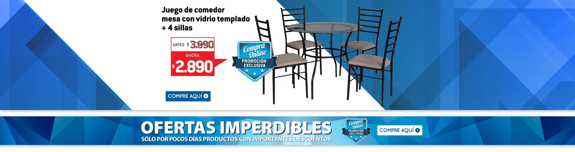 h-Ofertas Imperdibles - Muebles