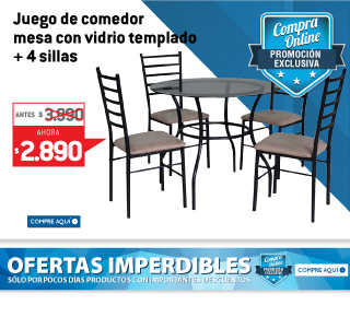 m-Ofertas Imperdibles - Muebles