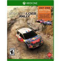 Juego-XBOX-ONE-Sebastien-Loeb-rally-evo-day-one