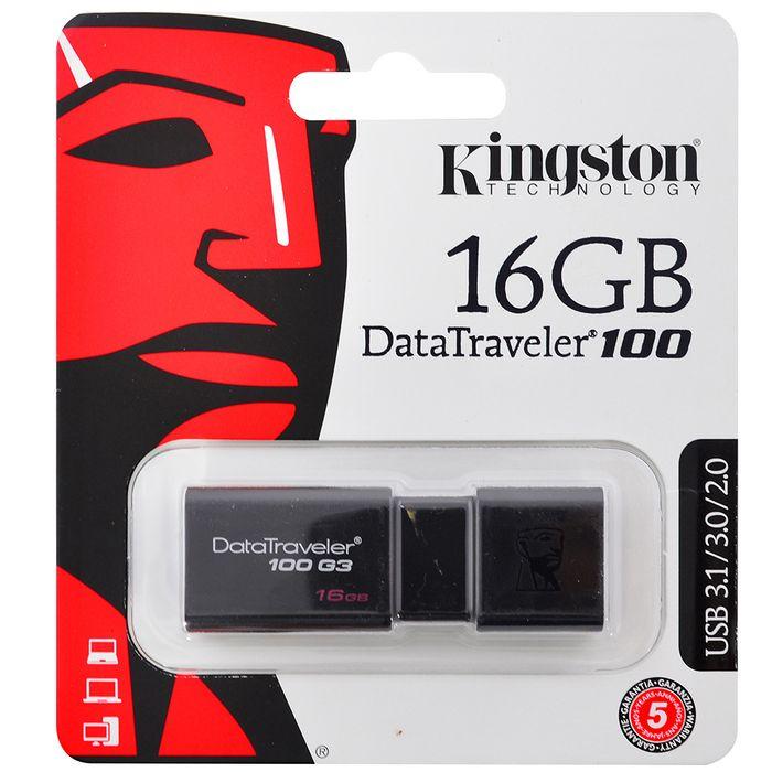 Pendrive-KINGSTON-datatraveler-100-g3-16gb-usb-3.0