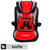 Booster-BEBESIT-Mod.-imax-c-isofix-9-a-36kg-rojo