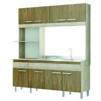 Cocina-compacta-Mod.-Tokio-bali-banco-con-pileta-210x185x53cm