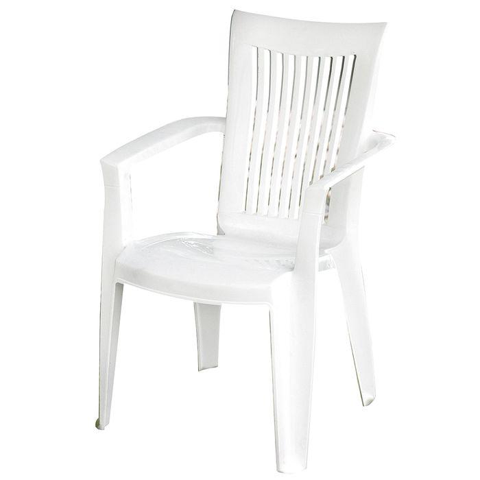 Sillon-Royal-en-resina-color-blanco