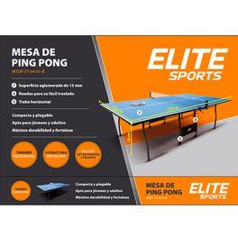 bde9fe1b7 Mesa de ping pong 274 x 152 x 76 cm - geant