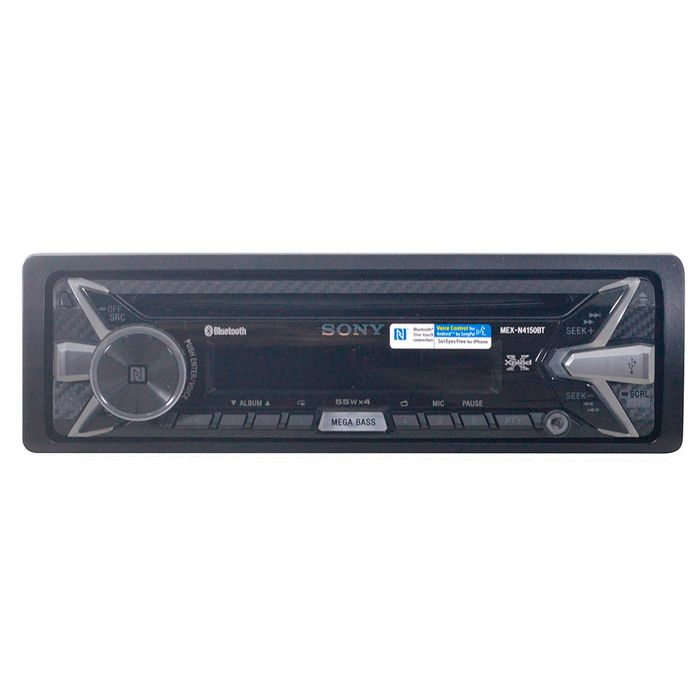 Autorradio-SONY-mex-n4050bt