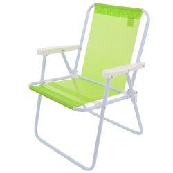 Silla-MOR-alta-en-acero-color-verde