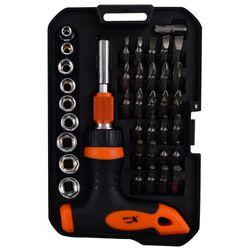 Herramientas-llaves-destornillador-39-piezas-X-LINE
