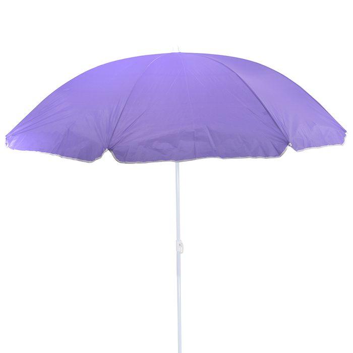 Sombrilla-en-nylon-con-filtro-UV-Violeta