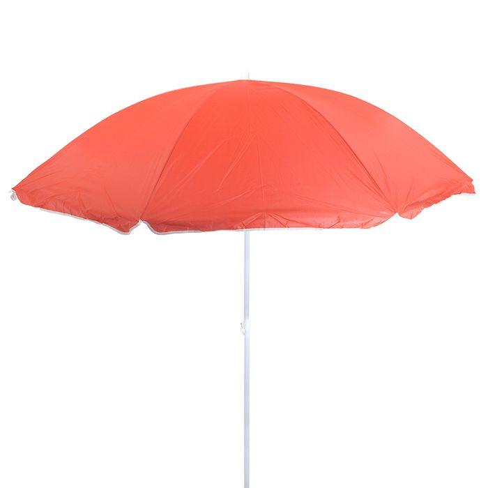Sombrilla-en-nylon-con-filtro-UV-Roja