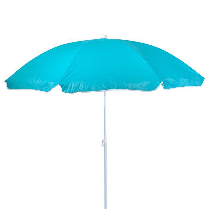 Sombrilla-en-nylon-con-filtro-UV-Azul-Bondi