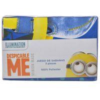 Juego-de-sabanas-1-plaza-en-microfibra-Minions-