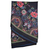 Mantel-redondo-160-cm-H-K-DOHLER-waterproof-floral