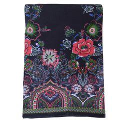 Mantel-rectangular-140-x-260-cm--H-K-DOHLER-waterproof-floral