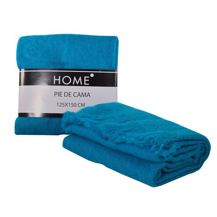 Pie-de-cama-HOME-125-x-150-cm-Azul-royal-
