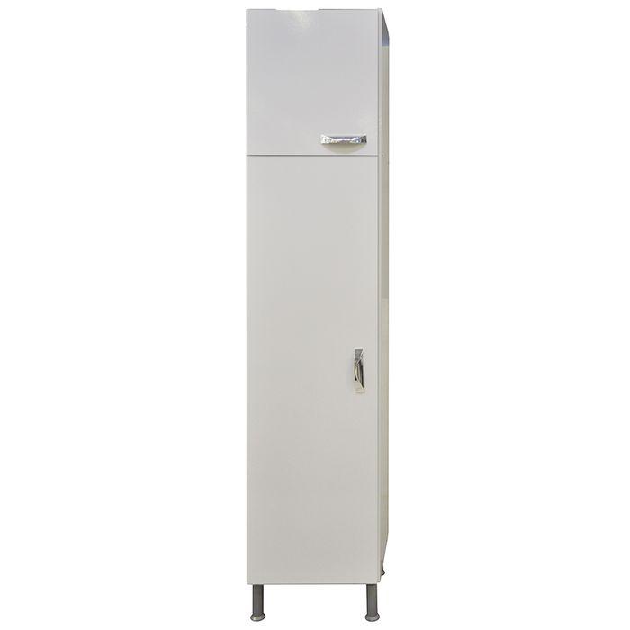 Armario-panelero-2-puertas-blanco-40x195x30-cm
