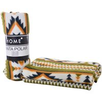 Manta-polar-HOME-1-plaza-150-x-220-cm-estampado-etnico-Beige