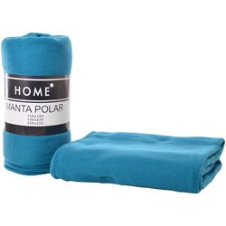 Manta-polar-HOME-2-plazas-200-x-225-cm-Petroleo