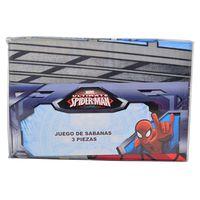 Juego-de-sabanas-1-plaza-en-microfibra-Spider-