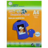 Papel-WAY-PORT-Transfer-dark-A4-10-hojas