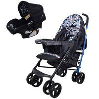 Coche-con-baby-silla-BEBESIT-Mod.-cross-negro-a7
