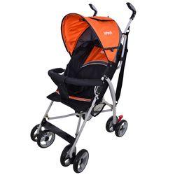 Coche-par-INFANTI-Mod.-h108-negro-naranja