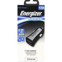 Cargador-auto-ENERGIZER-2-USB-4.8A-negro-------------