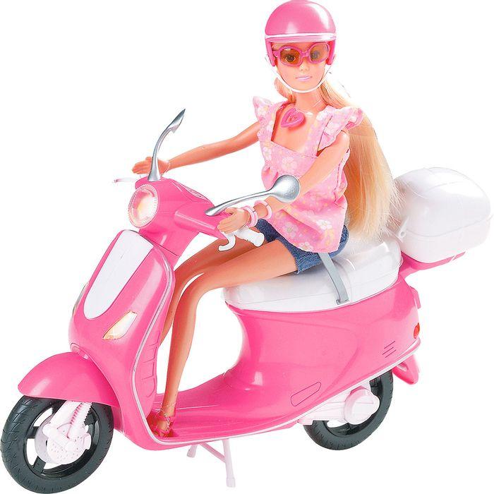 Muñeca-Steffi-con-moto-