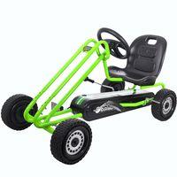 Car-a-pedal-verde