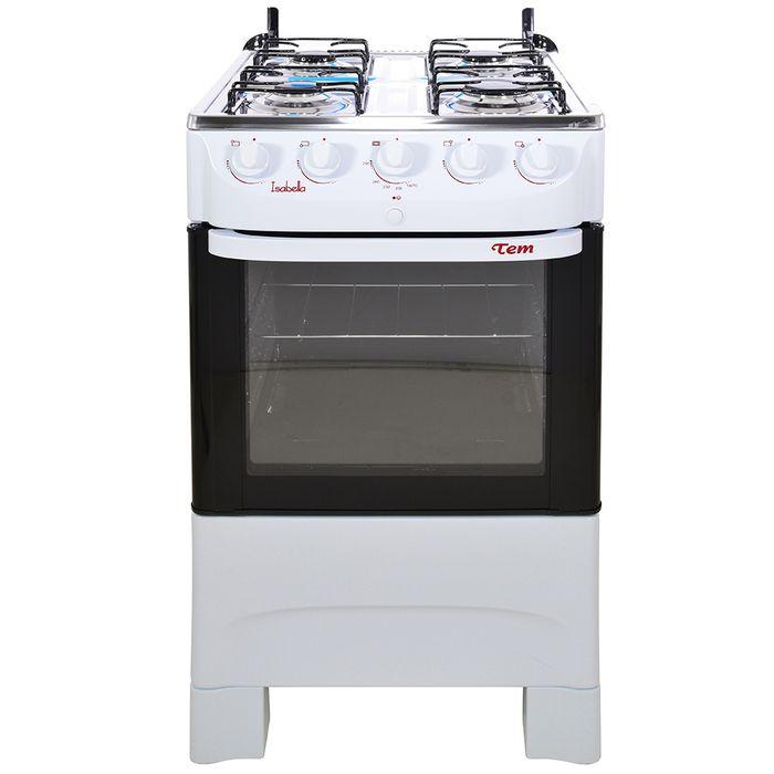 Cocina-TEM-Isabella-4-hornallas-con-encendido
